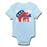 Donkey Hump  Infant Bodysuit