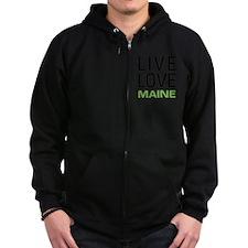 liveME Zip Hoodie