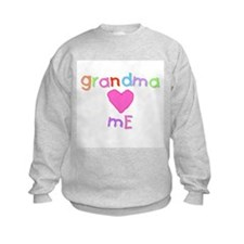 Grandma Loves Me (A) Sweatshirt