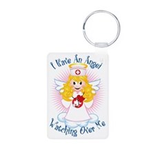Angel-Watching-Over-Me-Nur Keychains