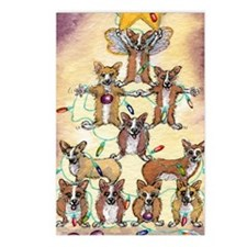 Fur tree Postcards (Package of 8)