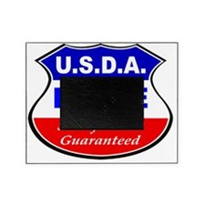 USDA- Black Picture Frame
