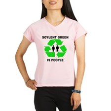Soylent Green Performance Dry T-Shirt