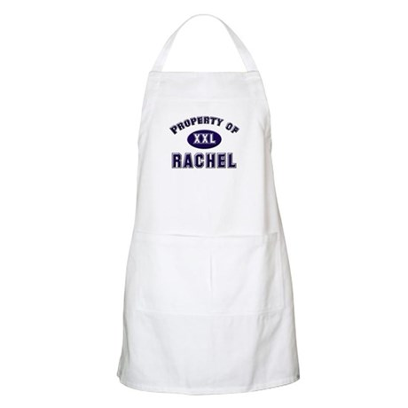 Property of rachel BBQ Apron