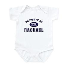 Property of rachael Infant Bodysuit