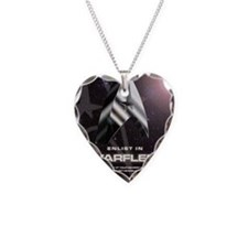 enlist-3-sq copy Necklace Heart Charm