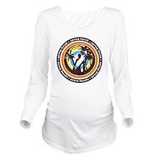 eTopix  0073 Long Sleeve Maternity T-Shirt