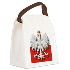 polish eagle iphone 4 case Canvas Lunch Bag
