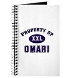 Property of omari Journal