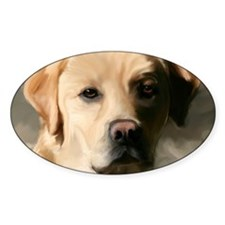 9x12YellowLab Decal