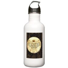 pilates intelligent mo Water Bottle