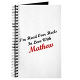 In Love with Mathew Journal