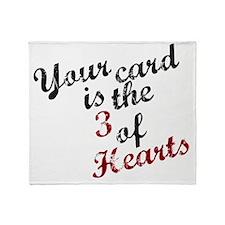 yourcard Throw Blanket
