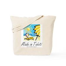 made-in-tahiti Tote Bag