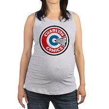 finished_charlton_logo Maternity Tank Top