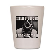 gunsaftety Shot Glass