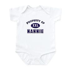Property of nannie Onesie