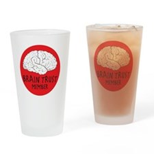 braintrustDrk Drinking Glass