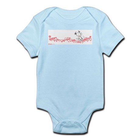 Happy Hearts Infant Bodysuit