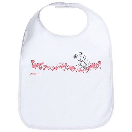 Happy Hearts Bib