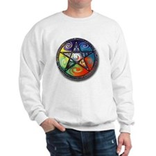 pentacle elements Sweatshirt