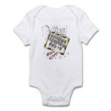 Exist to Resist Infant Bodysuit