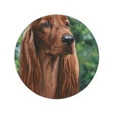 "Irish_Setter_M1 3.5"" Button"