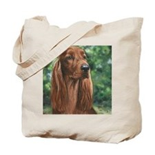 Irish_Setter_M1 Tote Bag