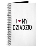I Love My Dziadzio Journal