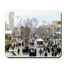 1964 World's Fair/Unisphere Mousepad