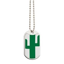 cactus Dog Tags