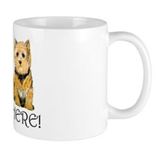 Norwich Terrier Fun Mug