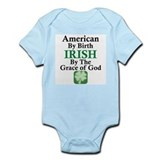Irish-Grace Of God Infant Bodysuit