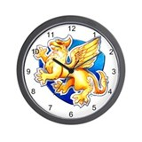Elven Lords Wall Clock