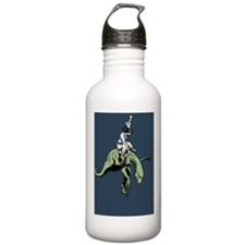 jesus-raptor-col-CRD Water Bottle