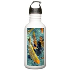 Japanese Koi II Water Bottle