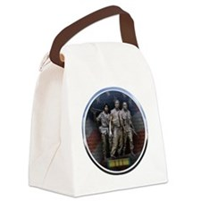 wall copy Canvas Lunch Bag