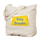 Baby Brenden Tote Bag