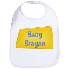 Baby Brayan Bib