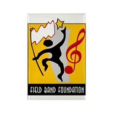 FBF logo 2009 Rectangle Magnet