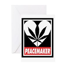 Budding Hearts - Peacemaker Greeting Card