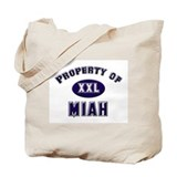 Property of miah Tote Bag