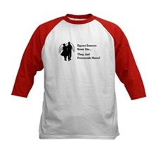 Square Dancers Never Die Tee