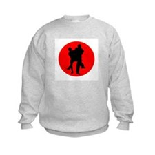 Red Moon Dancers Sweatshirt