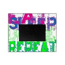 eat sleep dance repeat for black cop Picture Frame