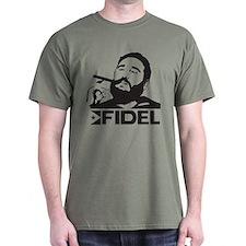 Fidel Castro - Cuba T-Shirt