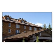 The Sun Valley Lodge located i Decal