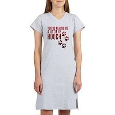 hooch Women's Nightshirt