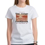 Congo Cookbook Women's T-Shirt