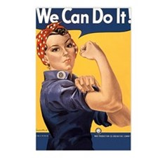 we-can-do-it_ipad Postcards (Package of 8)